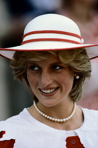 Diana S Pearl Necklaces